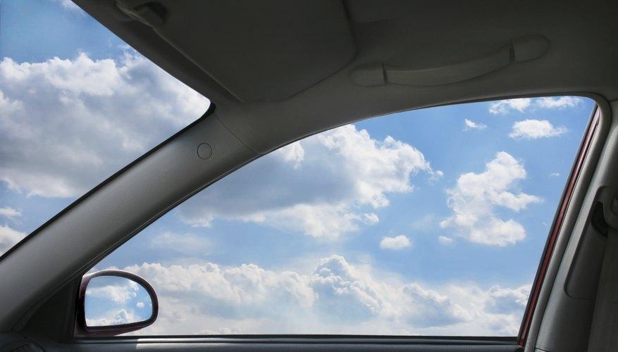 Materials like glass absorb most IR radiation.