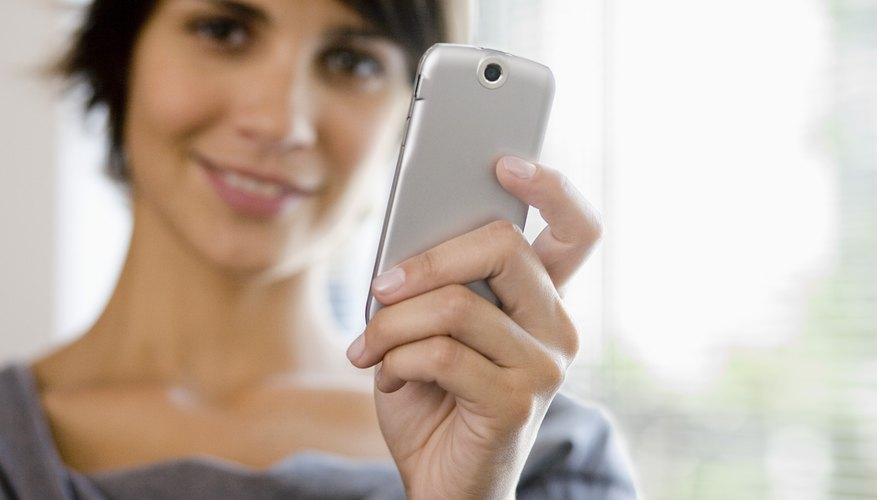 Cell phones are usually powered by lithium-ion batteries.