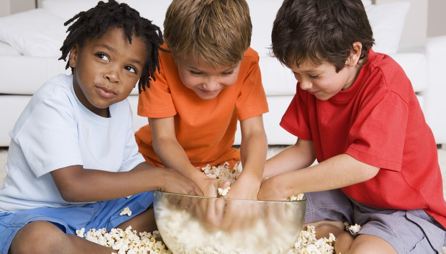 Factors that influence a child's development can also affect his behavior.