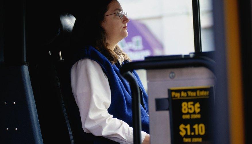 Los conductores de ómnibus en Nueva York deben tener licencia clase C.