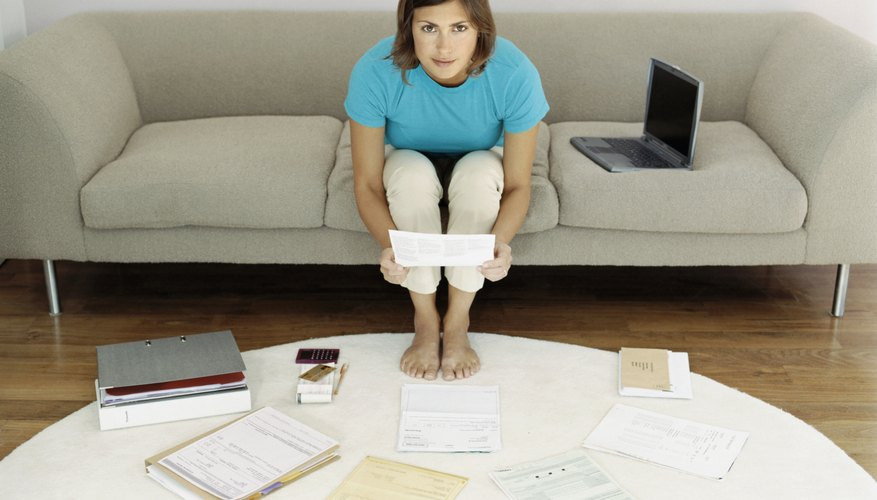 By reviewing your annual credit report, you can catch negative information if it surfaces.