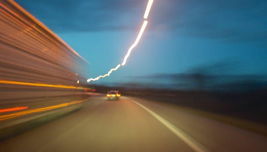 Speedy freeway