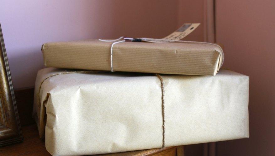 Brown Paper Parcels