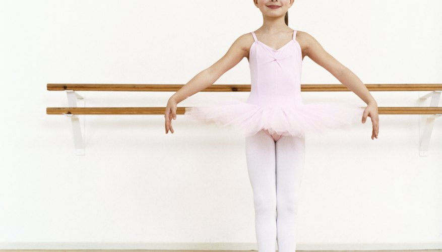 Ballet has many benefits for kids, ranging from physical to emotional.