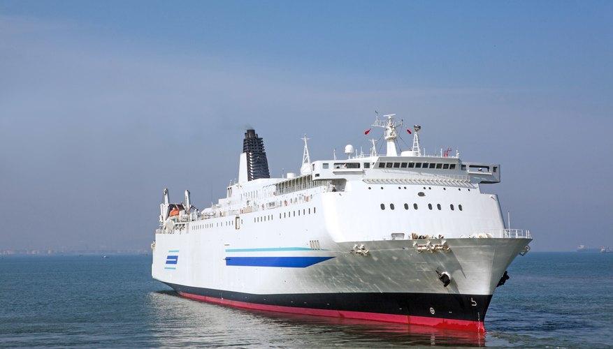 Se recomienda a los pasajeros de cruceros llevar pasaporte pero no siempre son requeridos.
