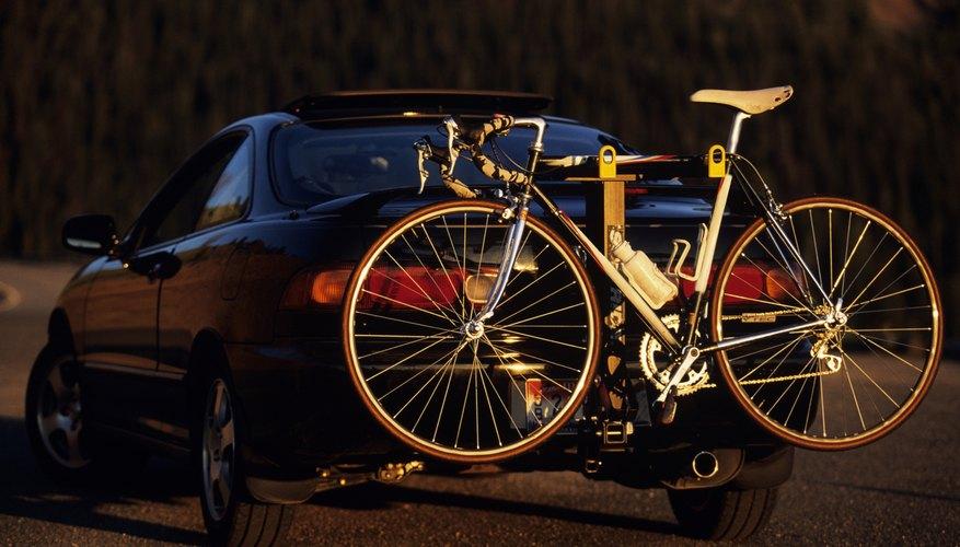 Las bicicletas de turismo están diseñadas para uso en viajes largos.