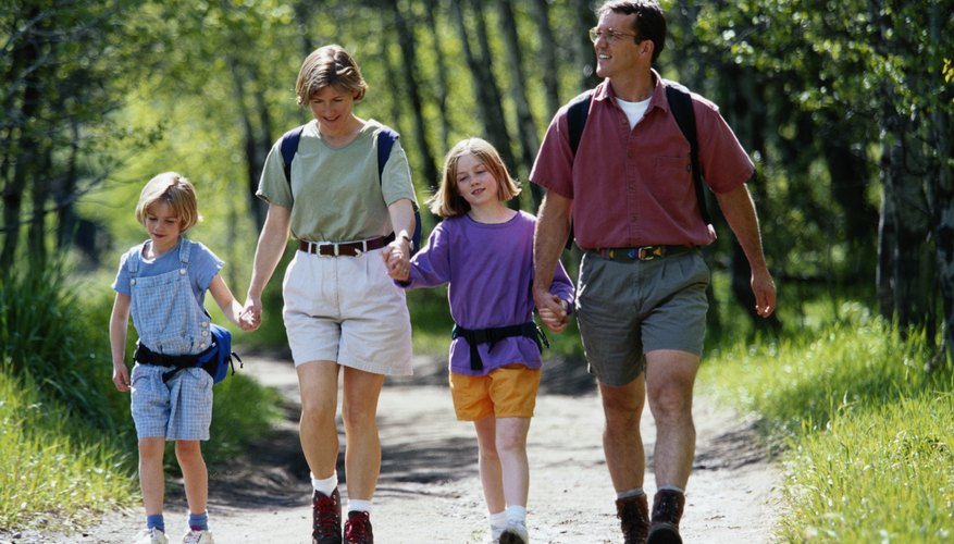 Enjoy a family hike through historic battlefields at Harpers Ferry.