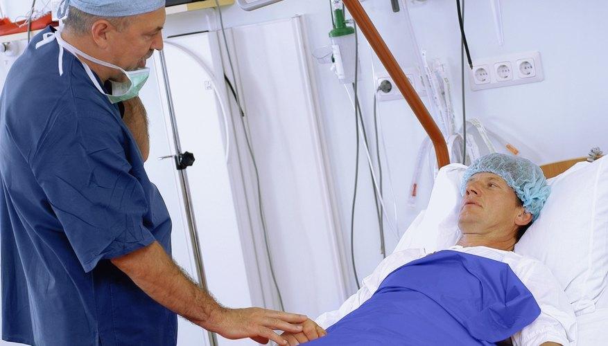 Surgery can cause thrombocytosis