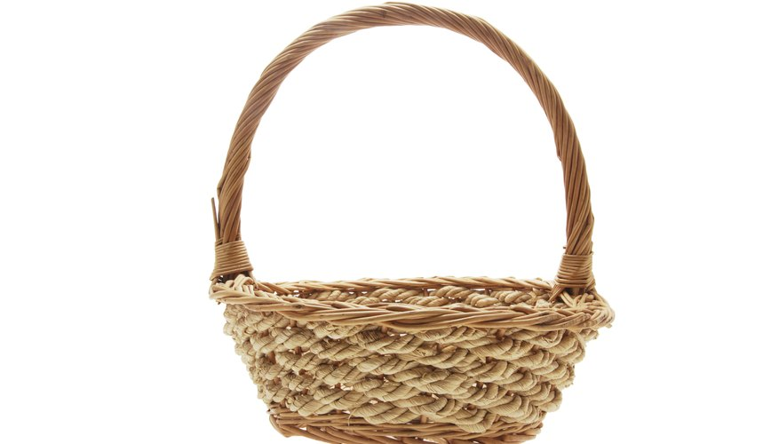 Carry a basket to accessorize.