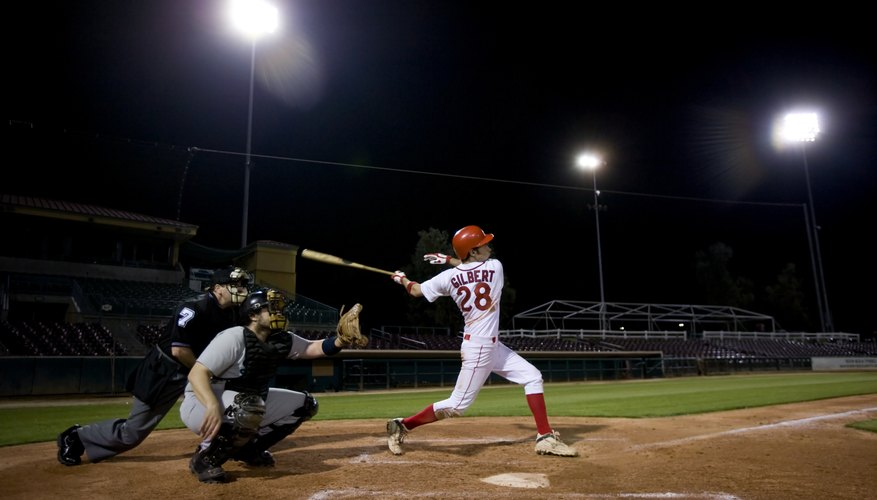 Hitting a baseball will cause its path to form a parabola