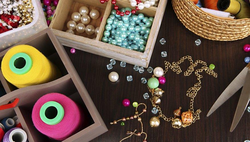Jeweler's worktable