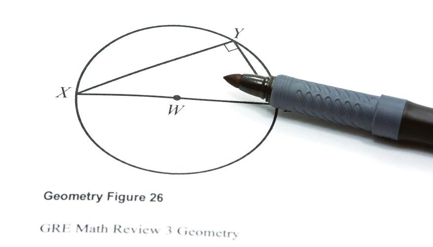 A geometry class concept.