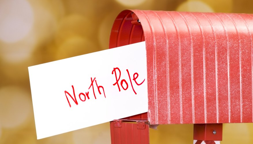 An official letter from the North Pole adds to the realism.