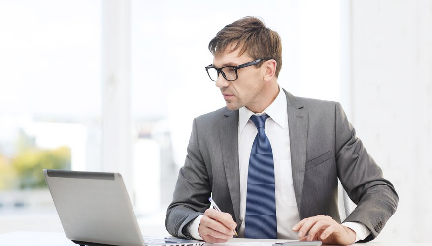 How To File Irs Form 940 Bizfluent