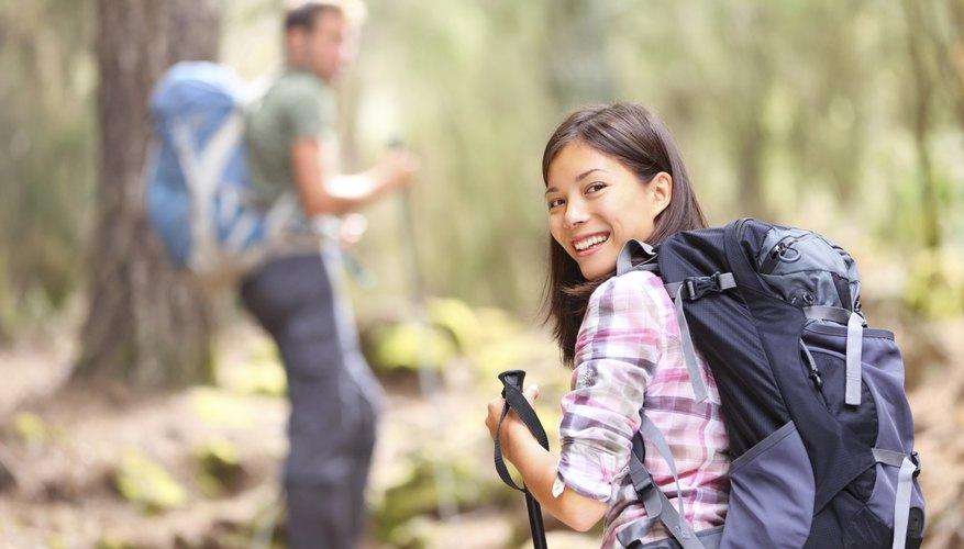 Los viajes con mochila despejan tu mente y tonifican tu cuerpo.