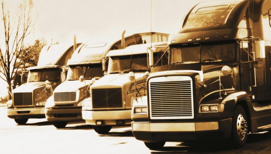 Determina qué tamaño tiene el camión que vas a utilizar.