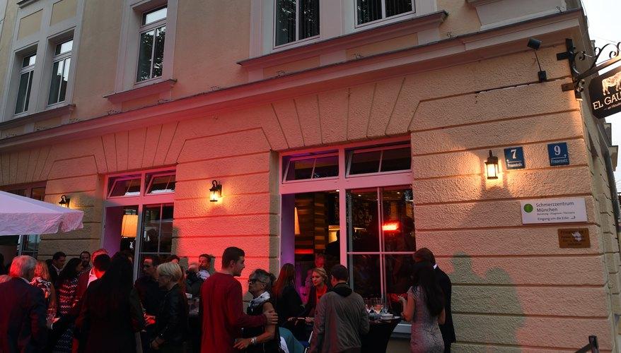 'El Gaucho' Restaurant Opening