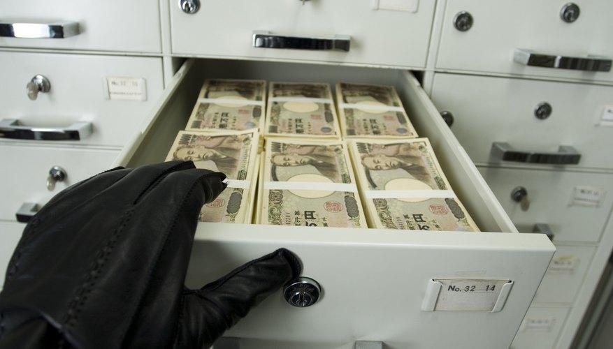 Bill in Cashbox