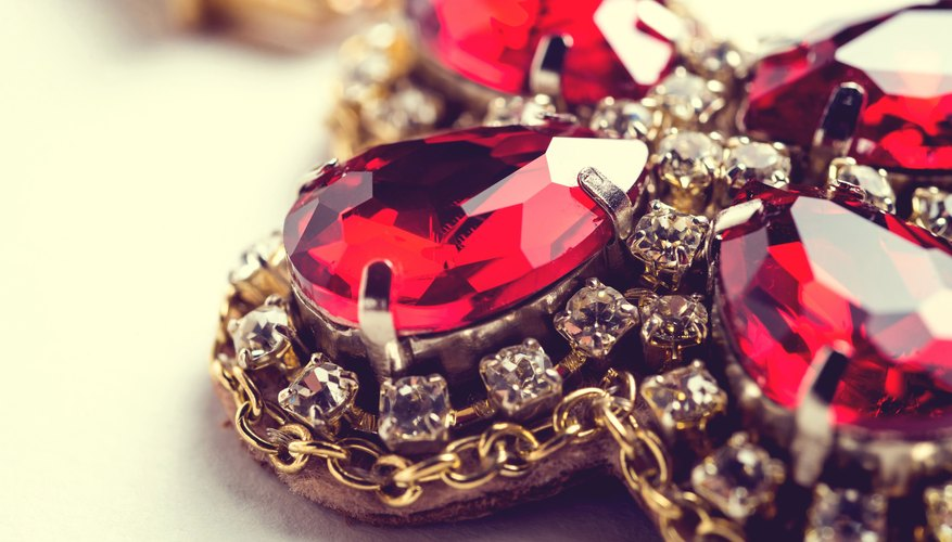 Correctly maintaining costume jewelry keeps it looking as precious as your diamonds.