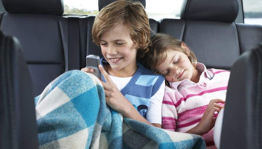 There are upsides to letting your child have their own cell phone.