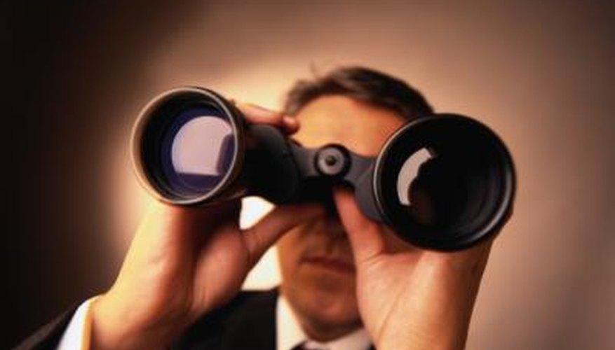 Conviértete en un espía.