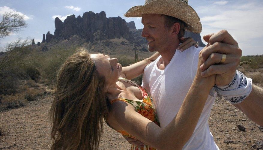 Romantic adventure stories are often set in faraway lands.