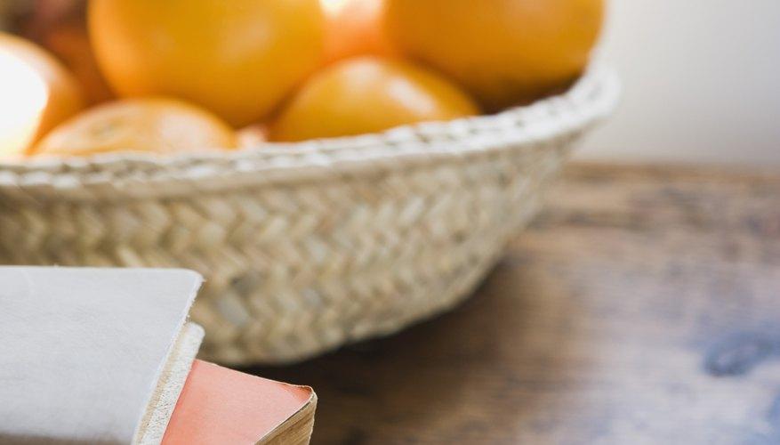 El aceite de naranja se usa con diversos propósitos medicinales y domésticos.