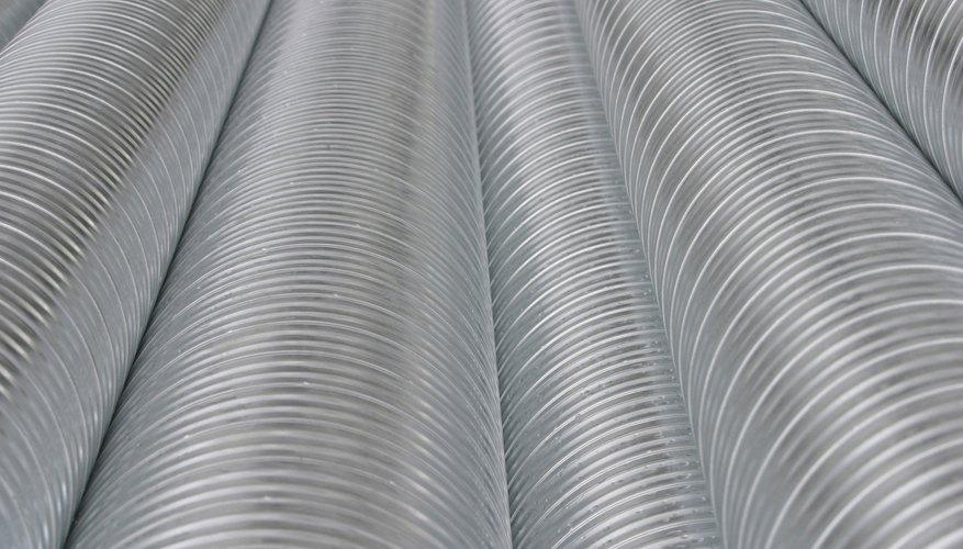 Las hojas de aluminio pueden servir para muchos propósitos.