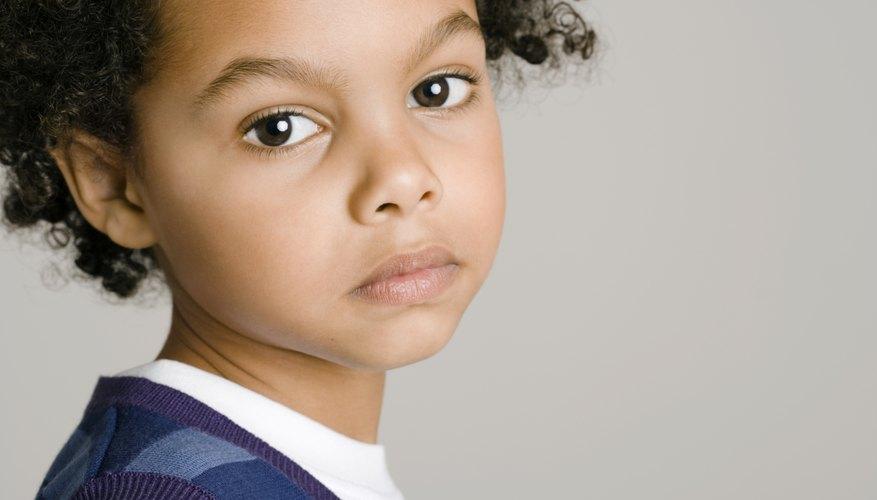 Emotional abuse damages a child's self-esteem.