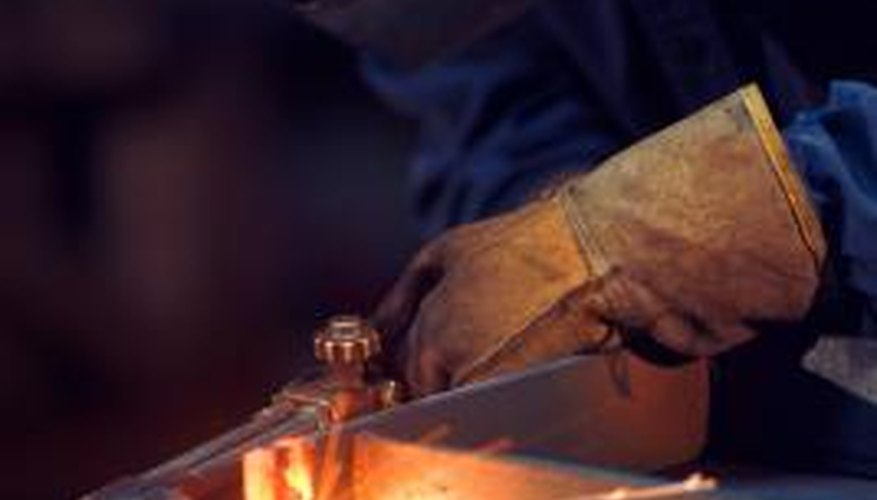 Safety equipment is very important during any type of welding.