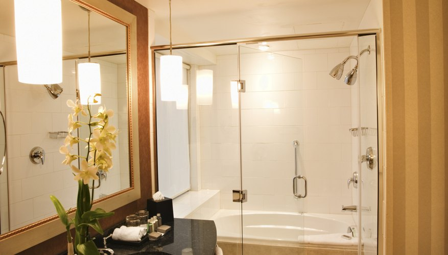 Bathroom remodeling costs revolve around six fundamental items.