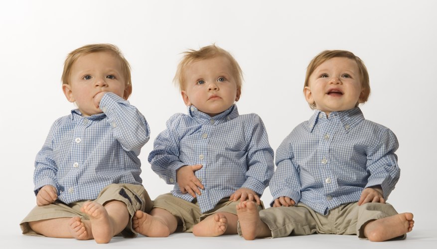Budgeted for one child but have triplets? Forecasting helps balance the budget.