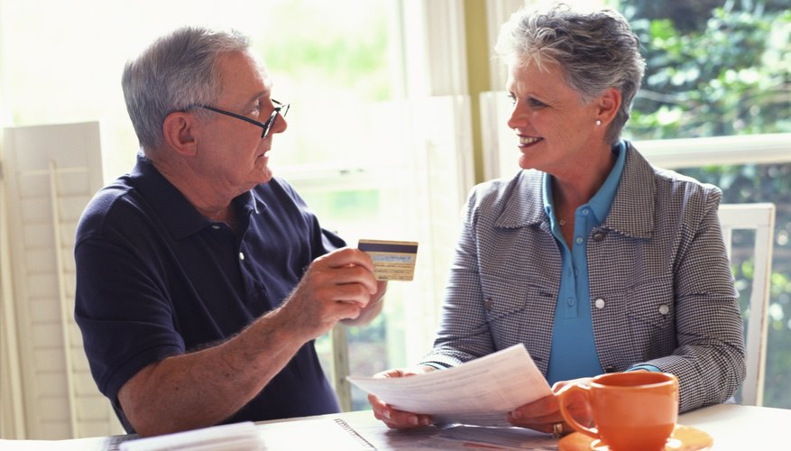 Alzheimer's patients may need help managing credit card debt.