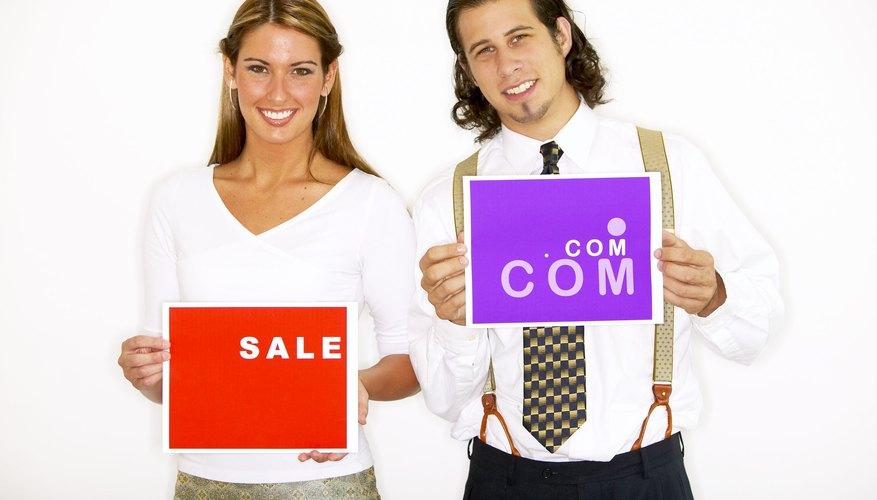 Sitios web como Google y Facebook cuentan con modelos de ingresos basados en publicidad.