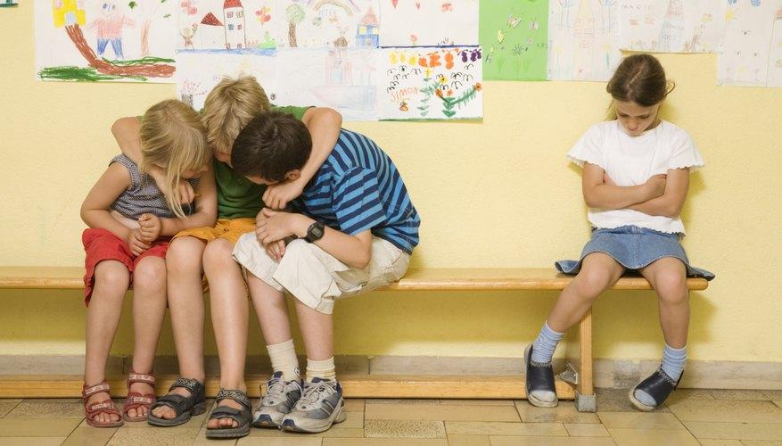 Ayuda a los niños a aprender habilidades sociales que mantienen a todo el mundo contento.