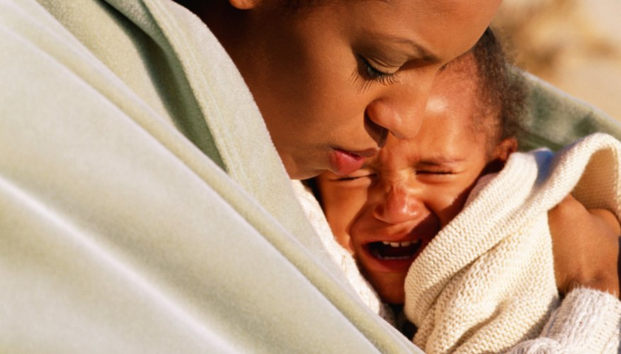 Prepare in advance and learn the best ways to calm and comfort young children in a stressful situation.