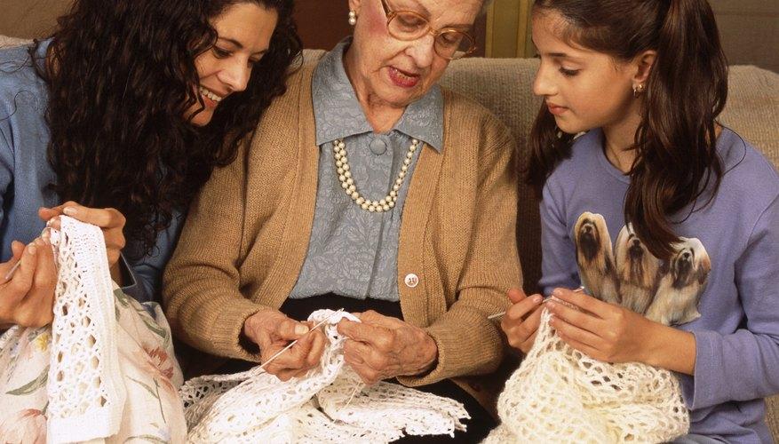 Cómo comenzar un negocio de venta de crochet  65a01becede