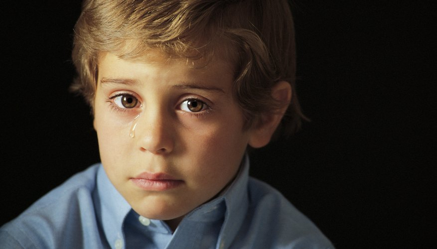 Children whose parents are emotionally unavailable may feel they have no one to confide in.