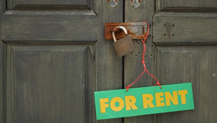 Landlords must carefully evaluate a rental property before purchase.
