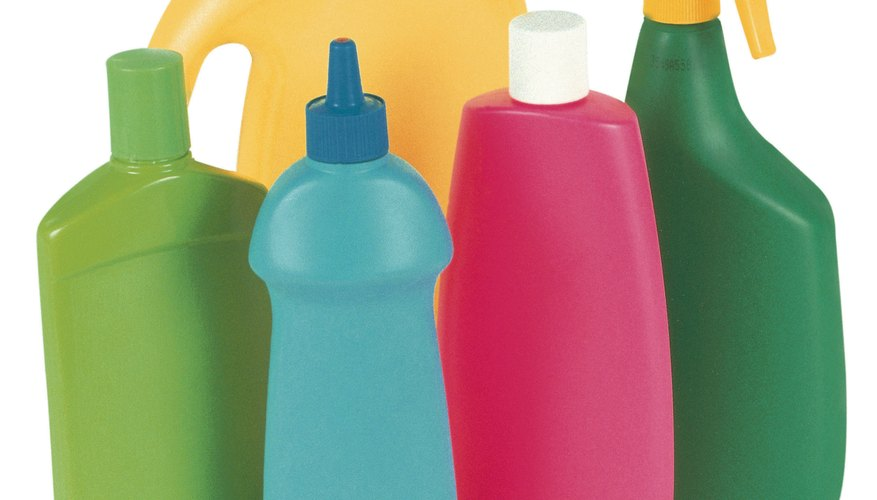 Many commonly used household products contain triclosan, which is marketed as Microban, and sometimes Biofresh.