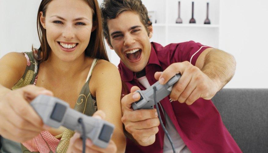 La consola de video PlayStation revolucionó el mundo de los video juegos.