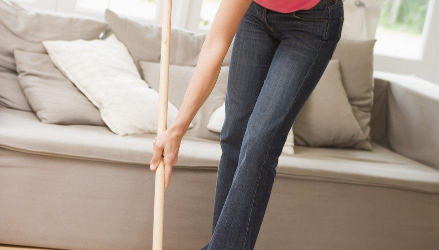 Water-resistant properties make easy cleaning.