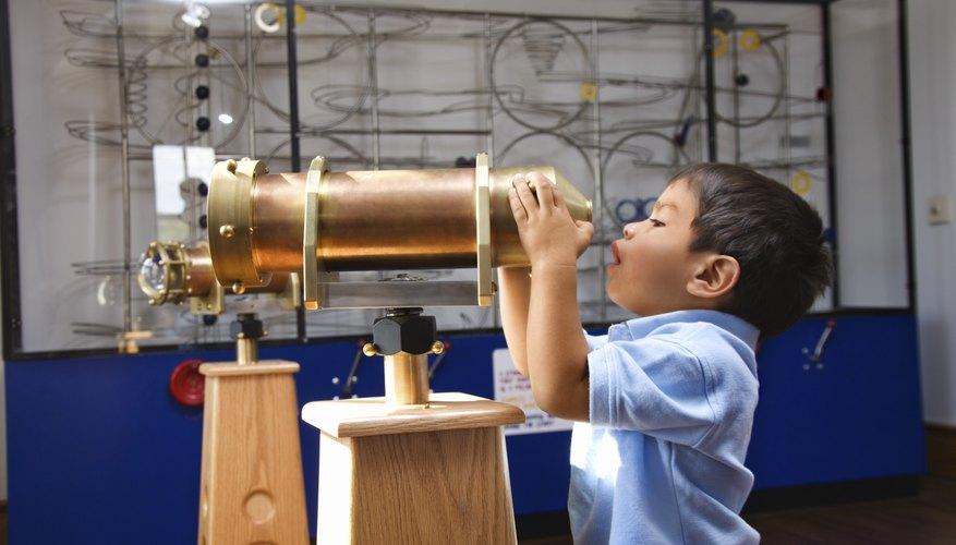 Los museos pueden resultar una opción entretenida para los niños.