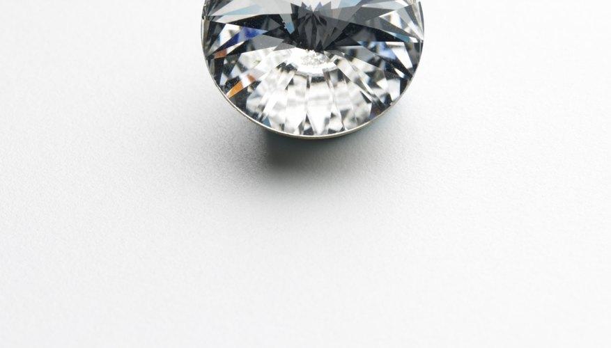 Los diamantes son la sustancia más dura en la Tierra.