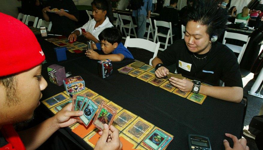 Imprime tus propias cartas de  Yu-Gi-Oh! para jugar en casa.