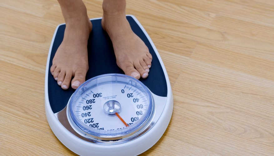 Abnormal weight loss