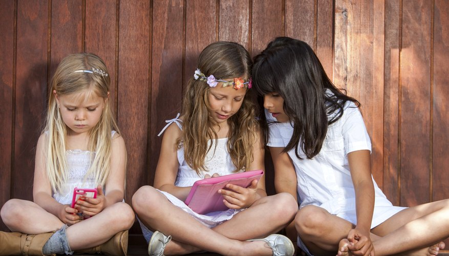 Focus on technology that helps kids learn something, and limit its use.