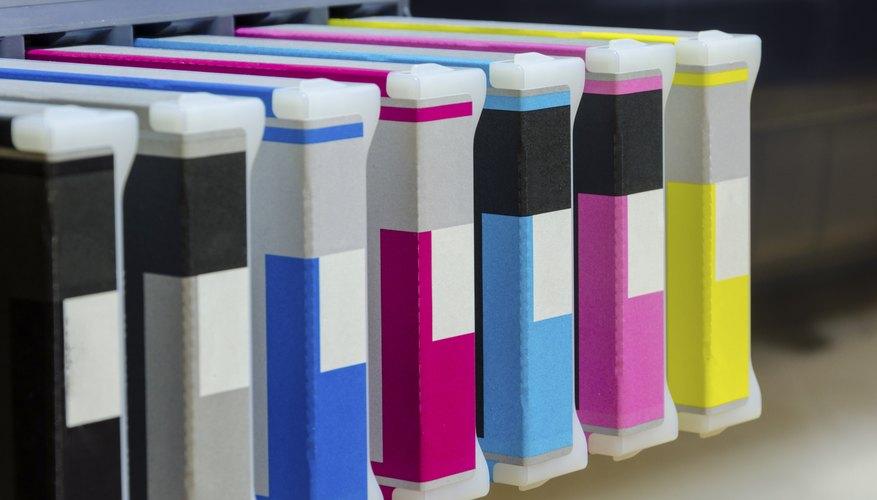 large format ink jet printer tonner