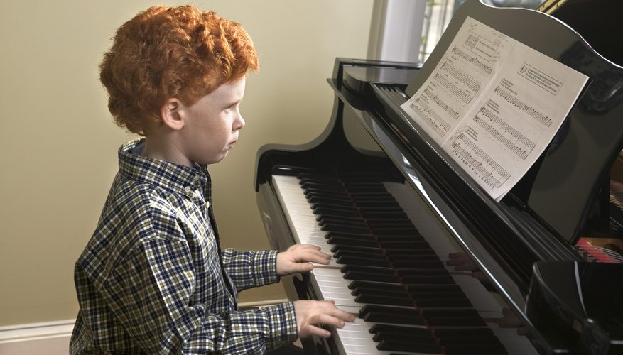 Musical ability is a common skill children with autism could have.
