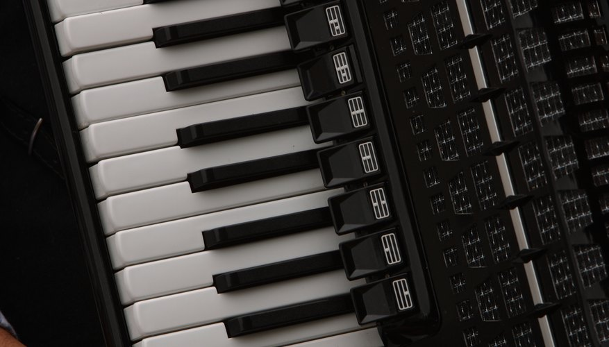 Piano keys squeak when they are not operating properly.